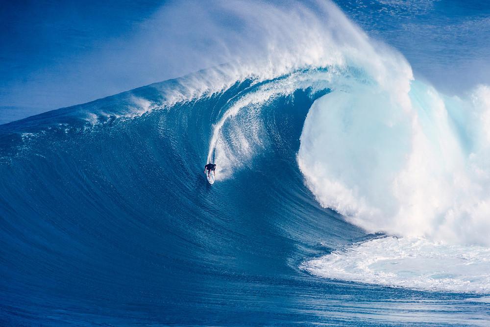 Jaws, Гавайи