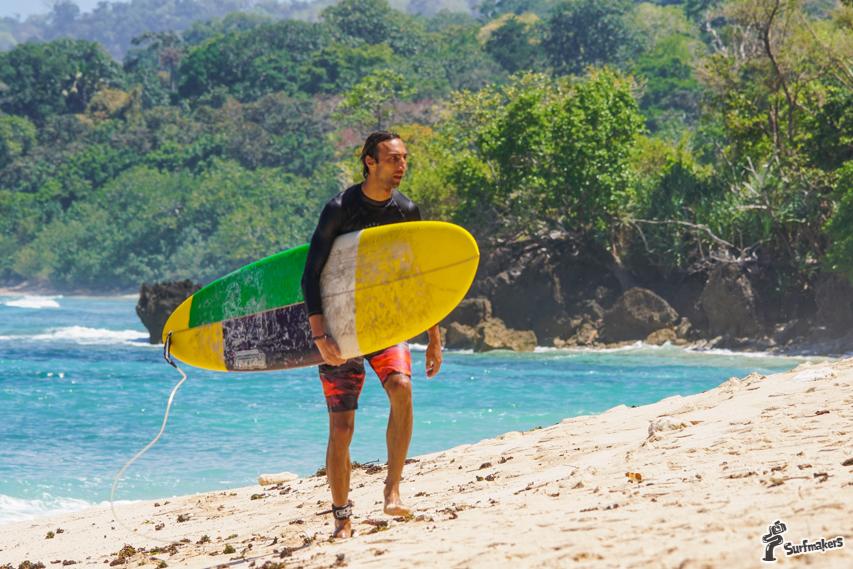 Surfcamp G-land