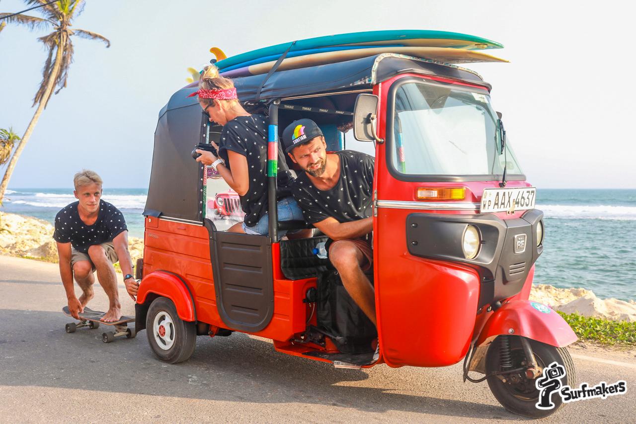 Команда Surfmakers