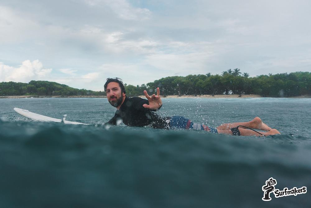 сёрфинг - это здоровая усталость