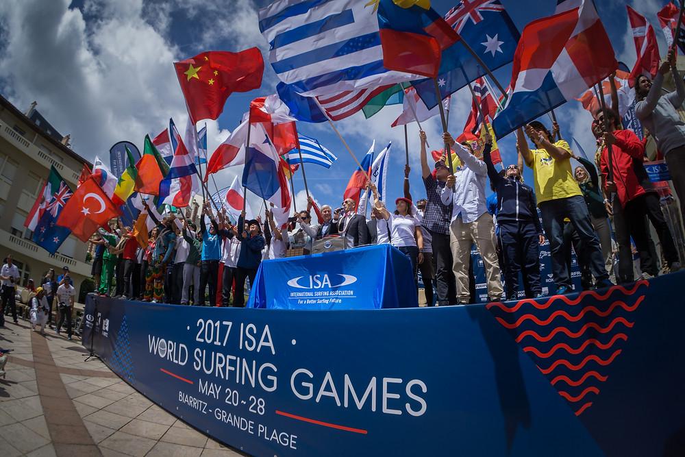 ISA - это про нации и дружбу народов