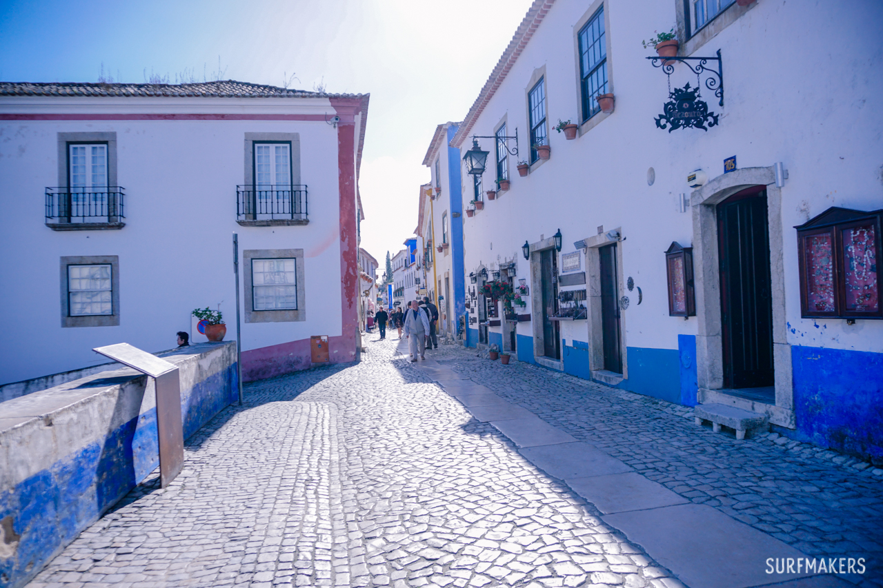 Эрисейра. Сёрф-кемп в Португалии
