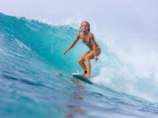 Девушка с обложки Surfmakers: интервью Полины Бояровой