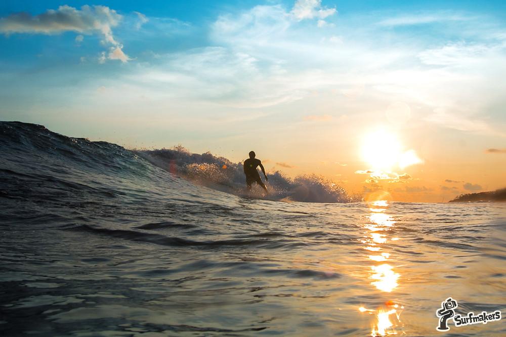 Океан заряжает энергией!