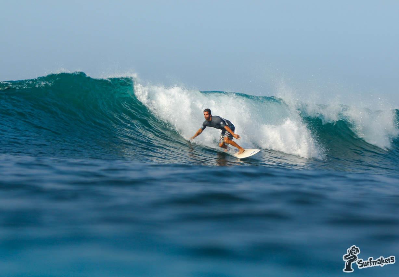 Сёрф-кемп на Мальдивах