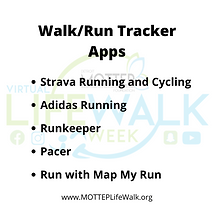 Walk_Run Tracking Apps