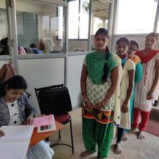 Prerana Vocational Training Centre.in association with Fairfield Atlas company