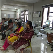 World Sight Day 10th october 2019 at Dr Kodkany's eye centre