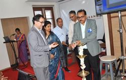 The first anniversary of Ayodhya Nagar branch