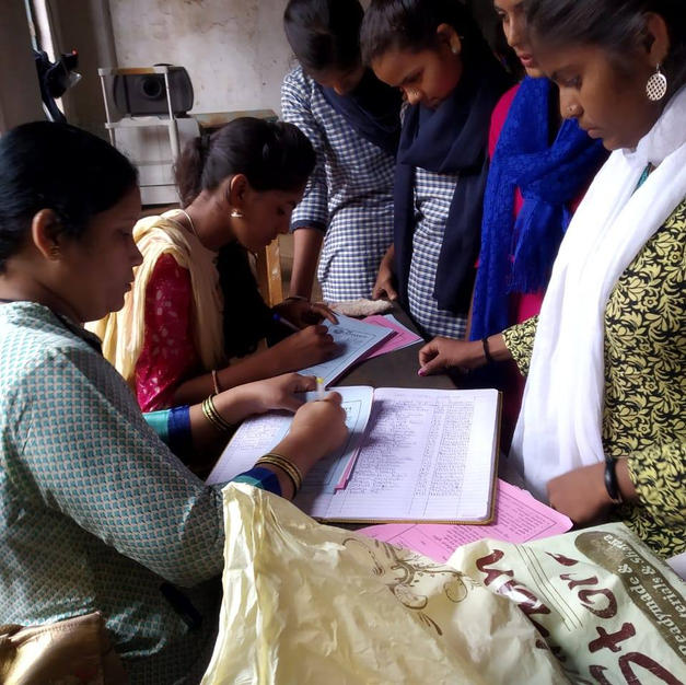 KEC held camp in government college for PUC students