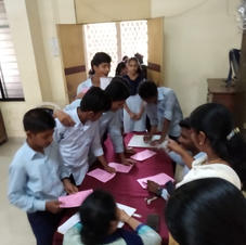 Camp at Government polytechnic college