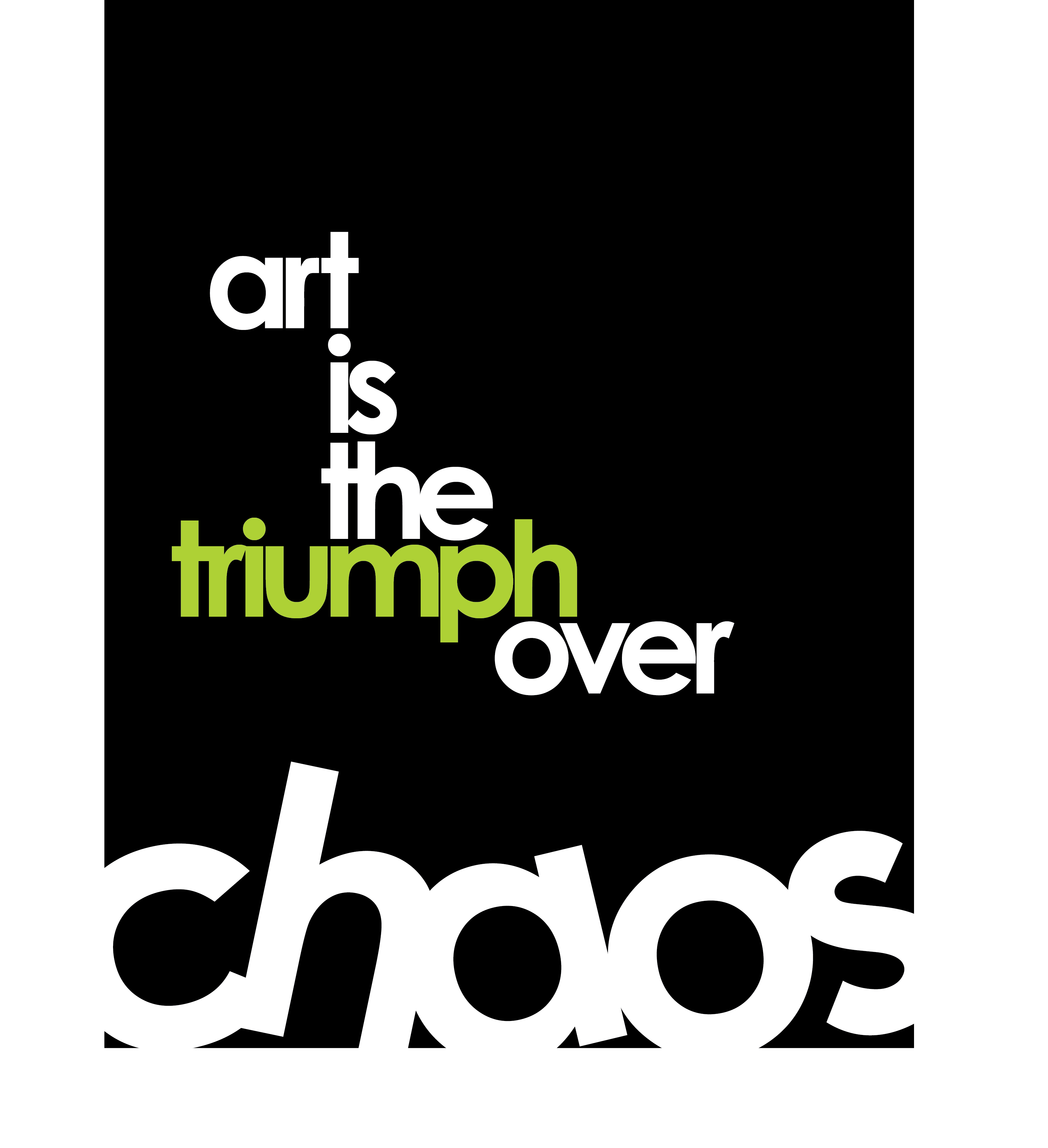 Typography Poster 2