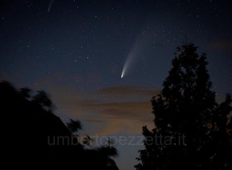 I've seen the Comet