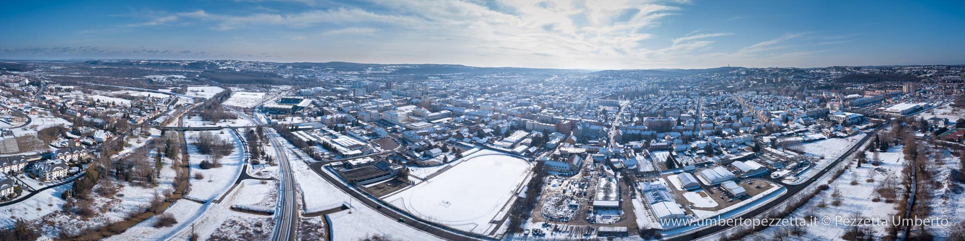 Zalaegerszeg from North #3