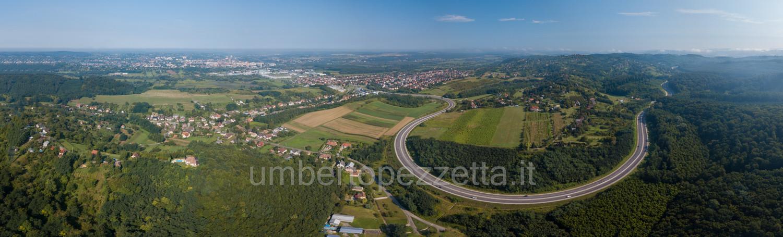 Hill of Csács, Zalaegerszeg