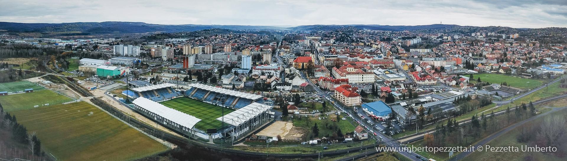 Zalaegerszeg from North