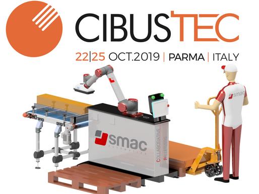 Pallettizzazione Collaborativa - CIBUS TEC 2019