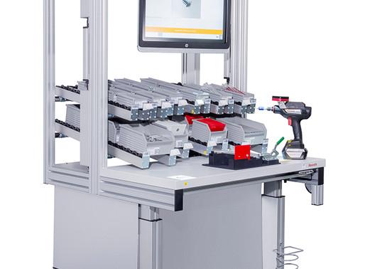 Active Assist - Smart Workstation con controllo assemblaggio