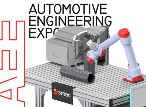 AVVITATURA COLLABORATIVA          4-6 giugno 2019 - AEE automotive engineering expo a Norimberga.