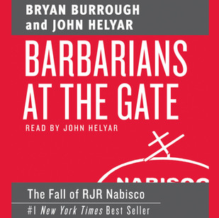 Barbarians at the gate- Book