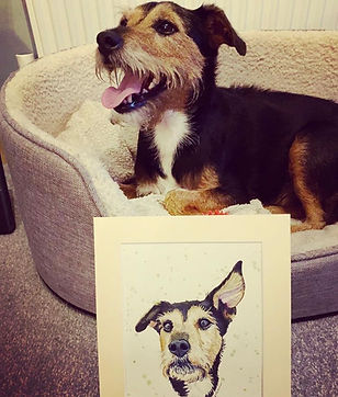 Freddie and Painting.jpeg