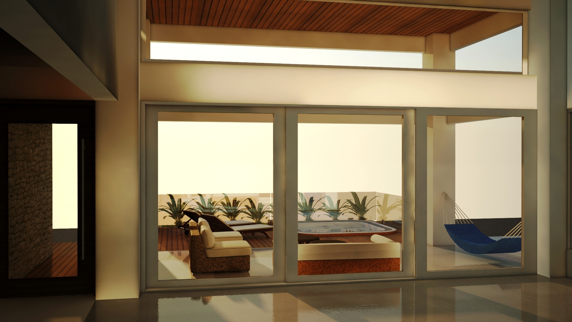 Interior X Exterior
