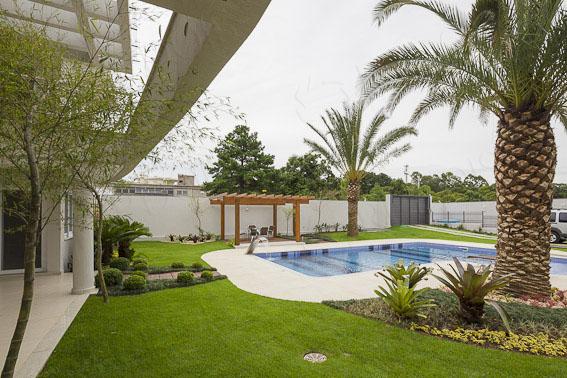 Vista Jardim Interno