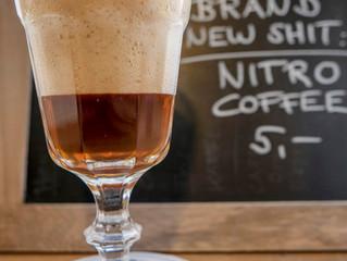 Nächster Labor-Samstag am 12.5. NEU: Nitro Coffee im Coffeelab! Bohnen-Verkauf!