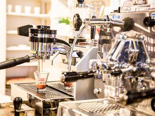 Big News » Neue Kaffeemaschine im Kaffeelabor!