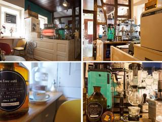 "» Phase 4. Eröffnung des ""Kaffeelabor.Esslingen"" (Ab Oktober 2013)"
