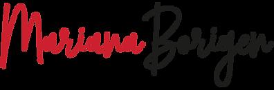 Mariana Borigen logo