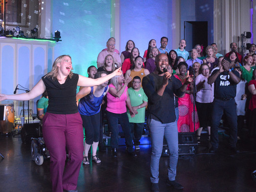Singing is a Human Right: Lessons About Equitable Access Learned From The Tacoma Refugee Choir