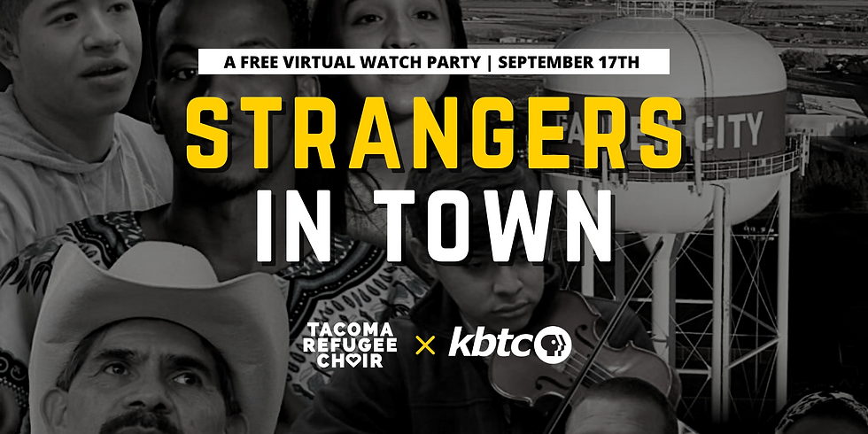 Virtual Watch Party - Strangers in Town