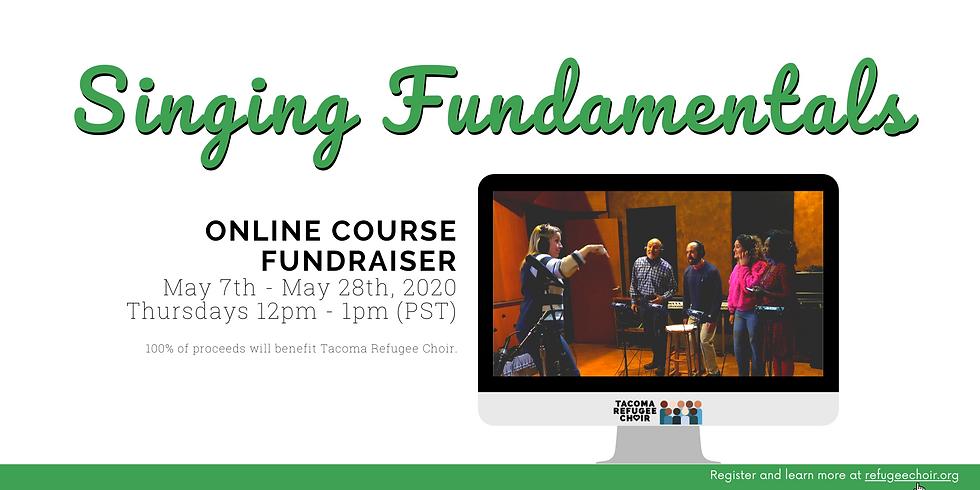 Singing Fundamentals | 4-Week Online Course Fundraiser (1)