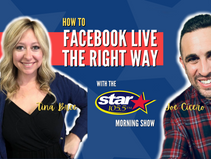 How To Facebook Live... the right way