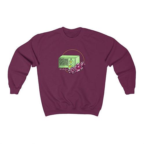 Vintage Radio Crewneck Sweatshirt
