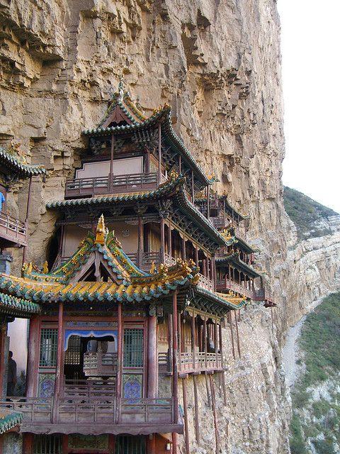 Temple Xuankong Shi