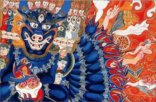 Buddhist Demons