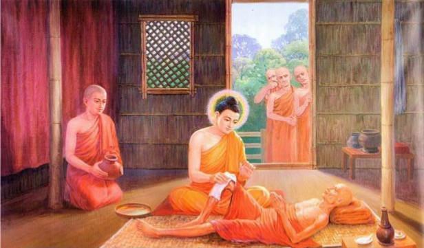 Buddha healer