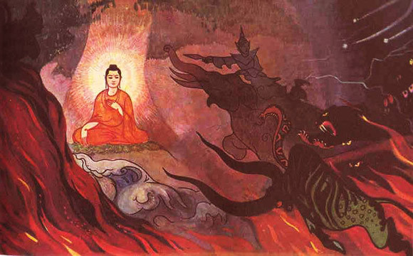 buddha mara