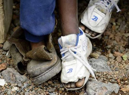 Children in poverty and deprivation