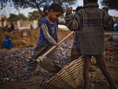 Children Labour in Industrial Production