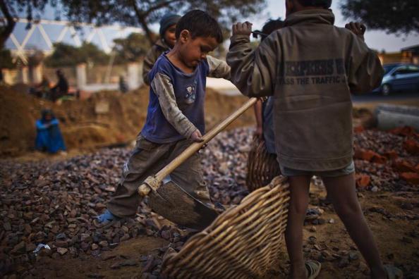 children labour