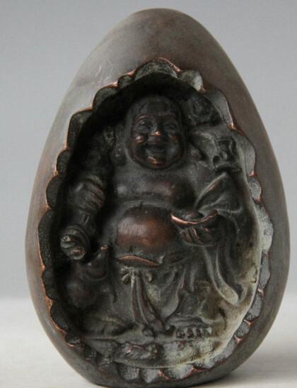 Buddha in Egg