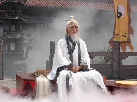 taoist master