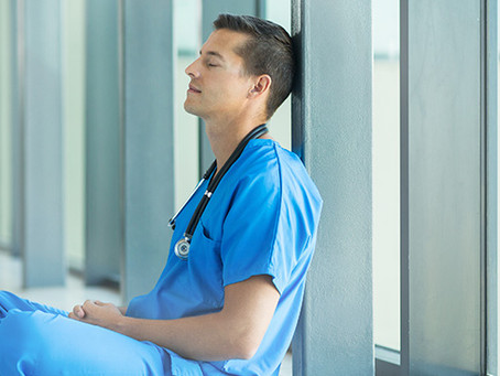 Mindfulness in Healthcare Professions