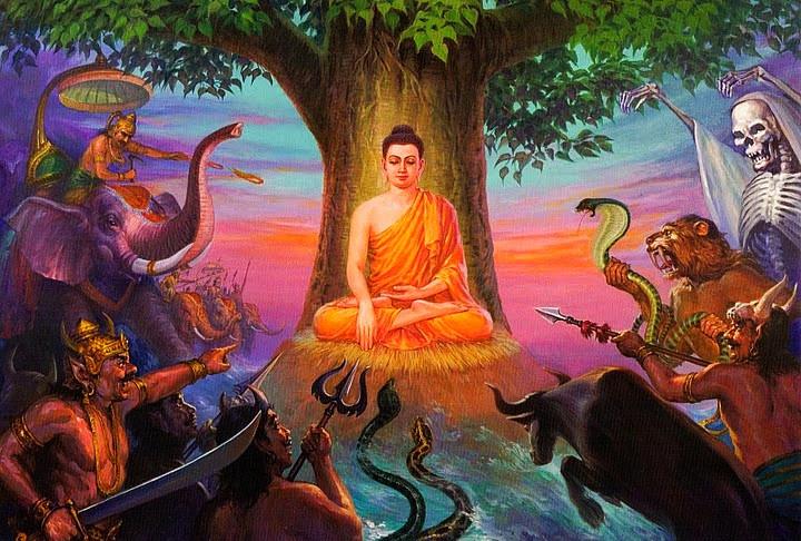 Buddha's awakening