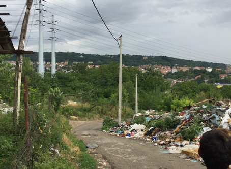 Visit to the Illegal Urban Settlements