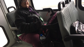 Need help? Ask a bus buddy!