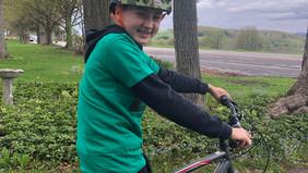 Boylan kids spread love of bikes